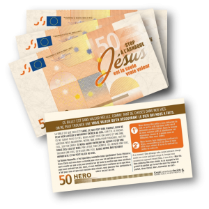 Euro Money Tract (French)