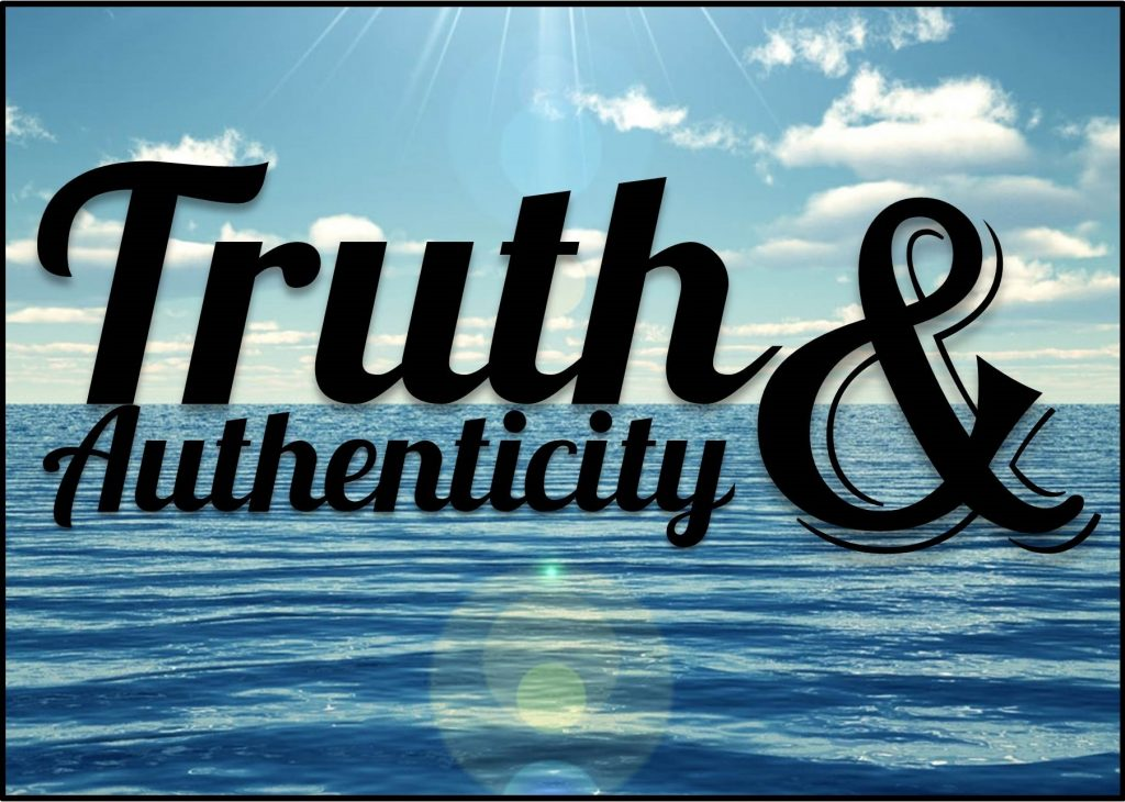 Truthand authenticity