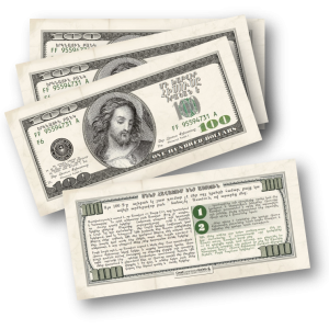 U.S. Money Tract (Armenian)