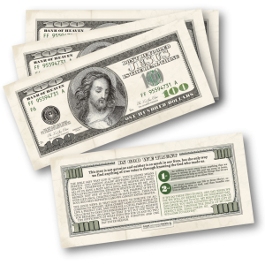 U.S. Money Tract (English)