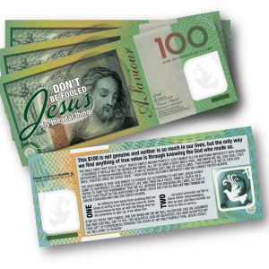 Australian Money Tract (English)
