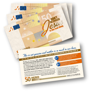 Euro Money Tract (English)