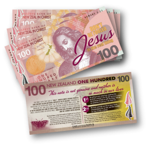 New Zealand Money Tract (English)